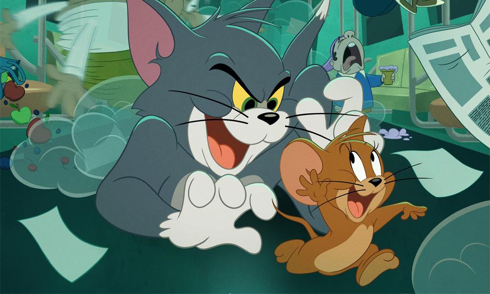 """I giochi del gatto e del topo continuano in """"Tom and Jerry a New York"""" 1 luglio"""