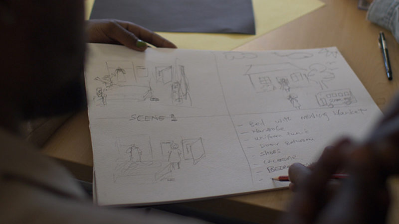 Triggerfish lancia il laboratorio di artisti di storie panafricane supportato da Netflix