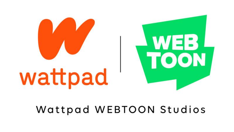 Wattpad e WEBTOON uniscono le divisioni dello studio in un completo di intrattenimento guidato dai fan