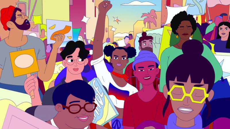 """Annecy: Netflix alza il coperchio sul melting pot di """"We The People"""""""
