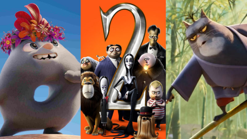 Annecy: Cinesite Sneak Peeks 'La famiglia Addams 2', Spotlight 5 avventure animate con Aniventure