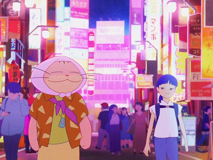Shin-Ei Animation Teams con Miyu Prod. per 'Gatto Fantasma Anzu'