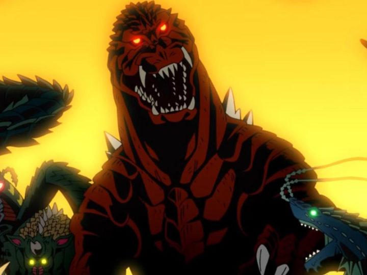 """""""Godzilla Singular Point"""" calpesta il debutto globale in streaming il 24 giugno June"""