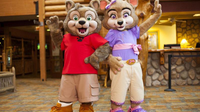 Il marchio di vacanze Great Wolf Resorts espande la sua impronta con la divisione Entertainment