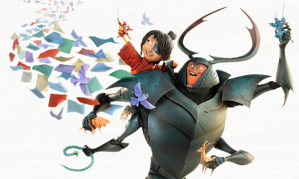 Esclusivo: LAIKA rianima Kubo e Beetle per un pezzo su misura per la festa del papà