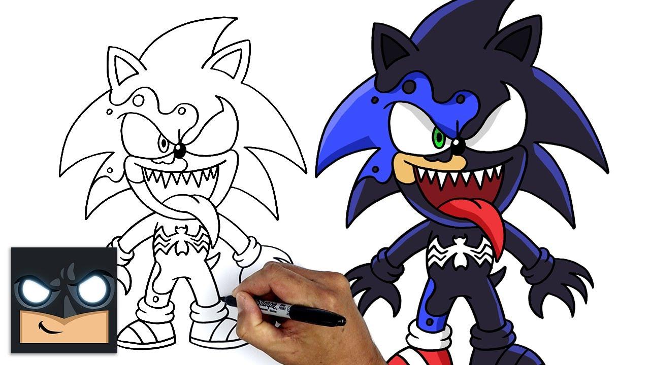 Venom + Sonic the Hedgehog | Sfida Mash-Up