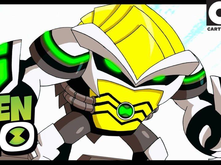 La citta' maya, parte 2: i fallimenti di un eroe   Ben 10 Italiano   Cartoon Network
