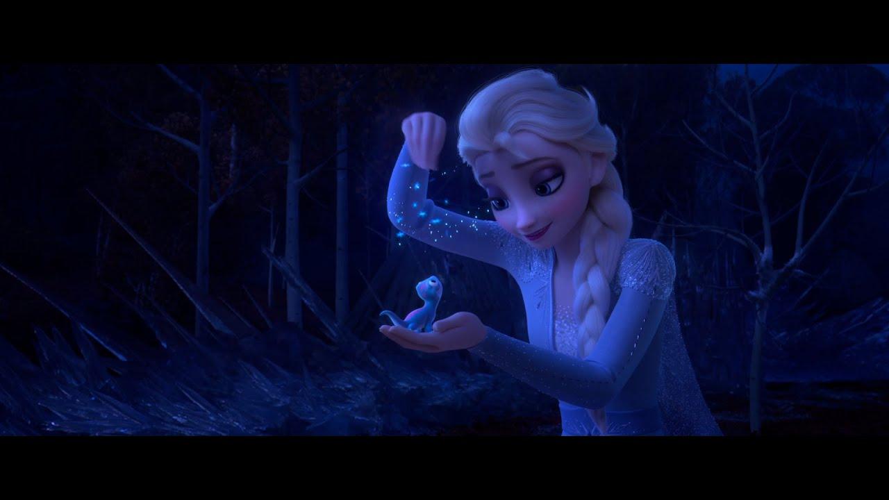Frozen 2 – Il Segreto di Arendelle | Clip dal Film | Elsa incontra Bruni