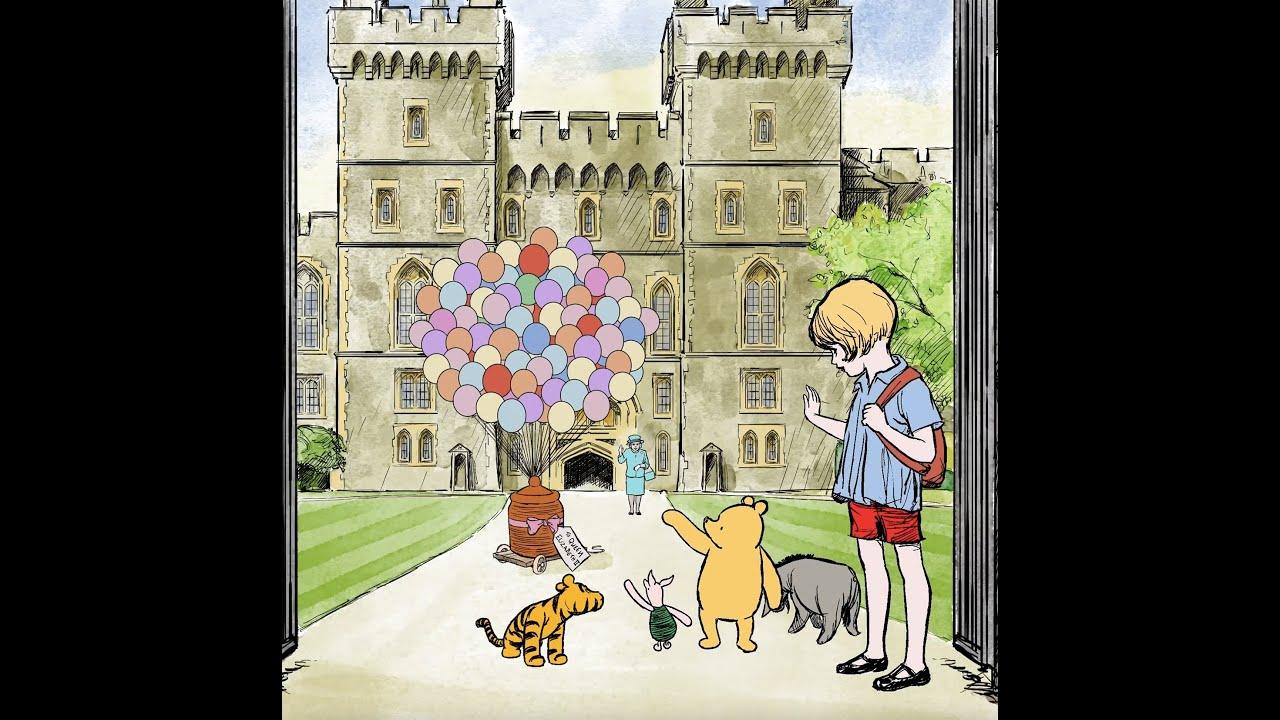 "Winnie the Pooh e ""L'Avventura Reale"""