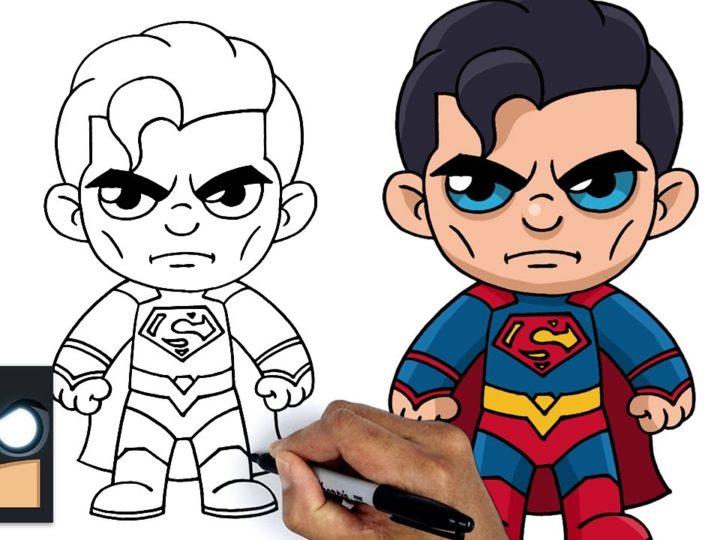 Come disegnare Superman | Fortnite Stagione 7 || Secret Skin