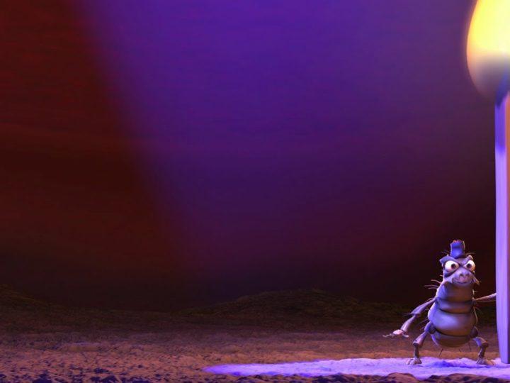 Morte Fiammeggiante | A bug's life – Video Disney