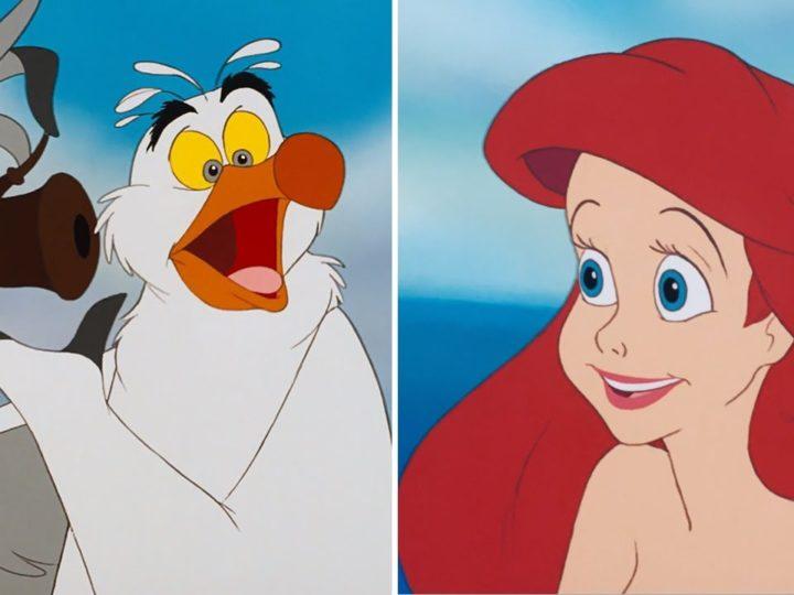 🧐 Scuttle spiega gli utensili degli umani | Disney Princess | Disney Junior IT