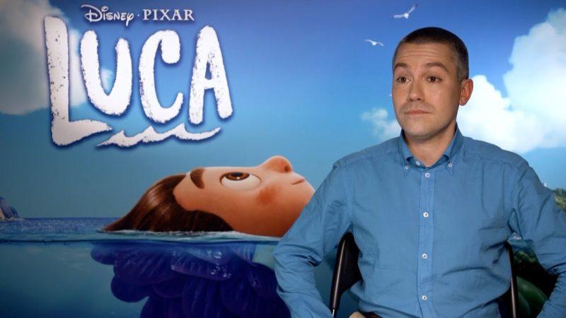 Disney+ | Luca – Intervista Saverio Raimondo In Streaming Ora
