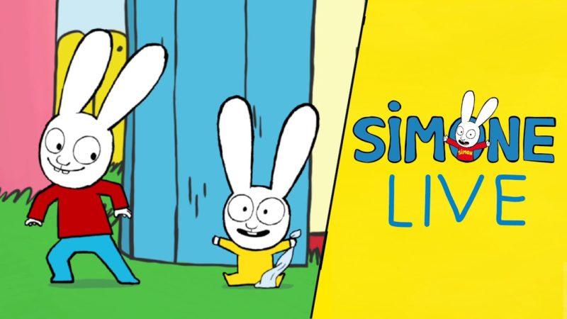 Simone – LIVE Episodi Completi HD [Ufficiale] Cartoni Animati