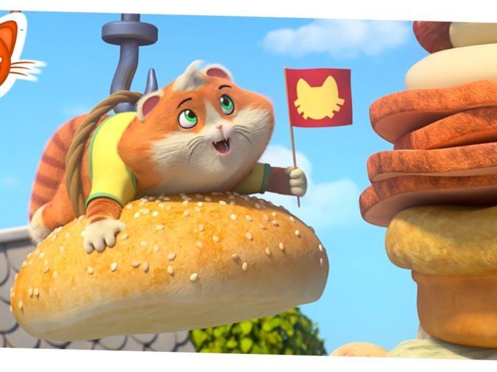 44 Gatti | Serie 2 – Il panino più alto del mondo [CLIP]