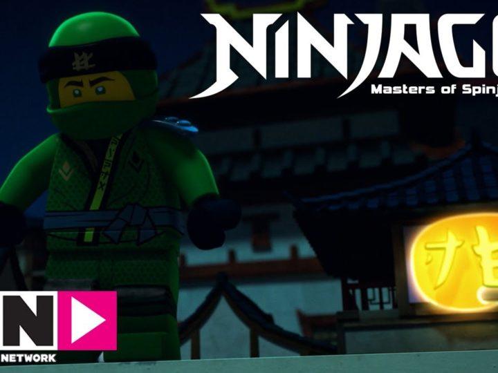 """Video """"La principessa di Giada"""" di Ninjago da Cartoon Network"""