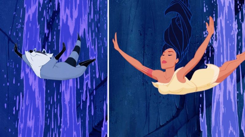 🌊 Pocahontas fa un tuffo   Disney Princess   Disney Junior IT
