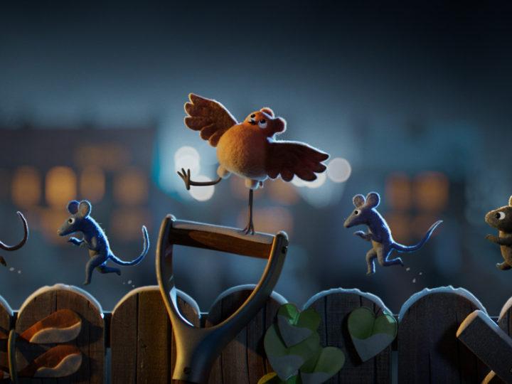 """Annecy: """"Robin Robin"""" di Netflix e Aardman prende il volo a novembre"""