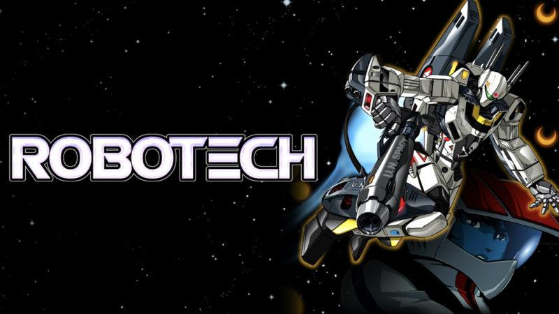 """L'innovativo anime """"Robotech"""" arriva in streaming su Funimation con un esclusivo set da collezione e una linea di licenze"""