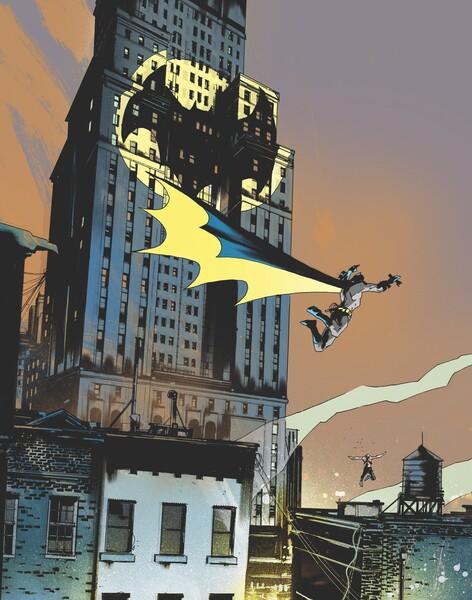 Batman: un caballero oscuro