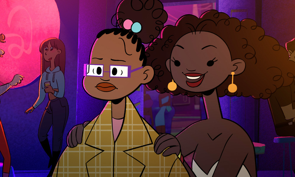 Disney+ svela la nuova linea di Corti Pixar SparkShorts