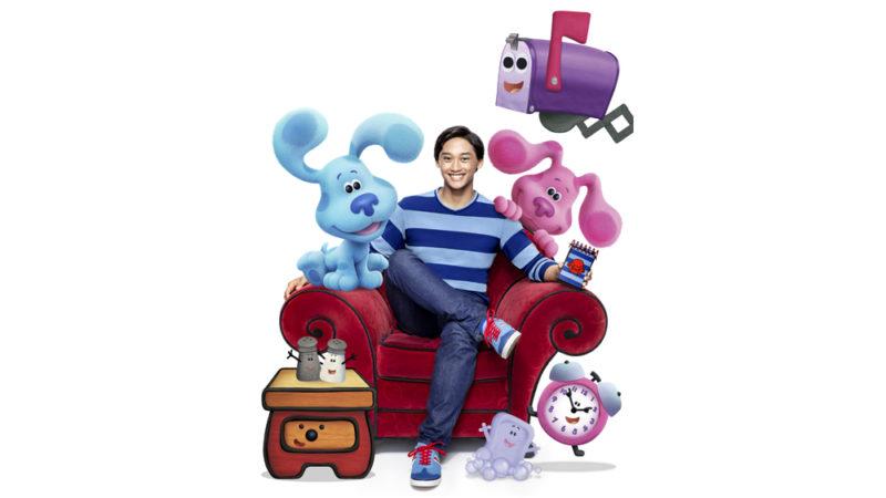 """Nickelodeon brinda ai 25 anni di """"Blue's Clues"""" con un film originale"""
