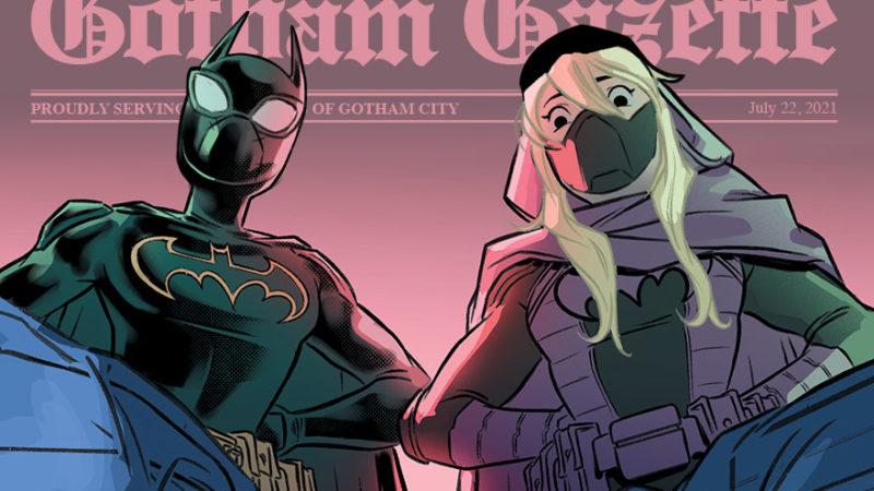 Nei fumetti DC sono tornate le Batgirl !