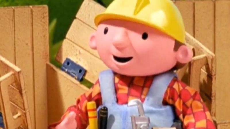 Bob Aggiustatutto – La serie animata