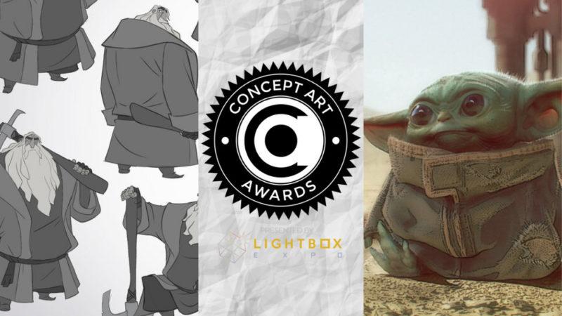 Ultima settimana per iscriversi ai Concept Art Awards 2021!