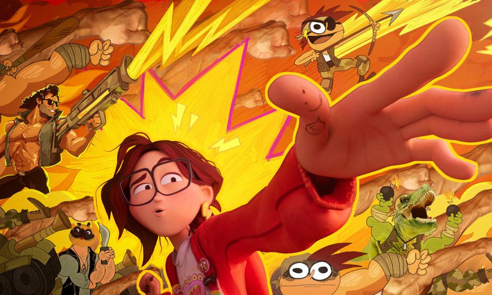 """""""I Mitchell contro le Macchine"""" è il film d'animazione più trasmesso su Netflix"""