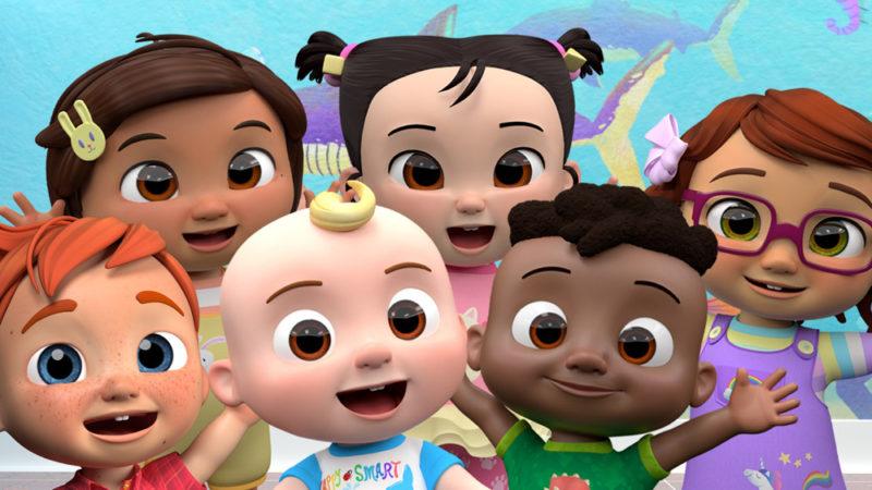 """Moonbug e Netflix lanciano nuove serie e speciali """"CoComelon"""", """"Little Baby Bum"""""""