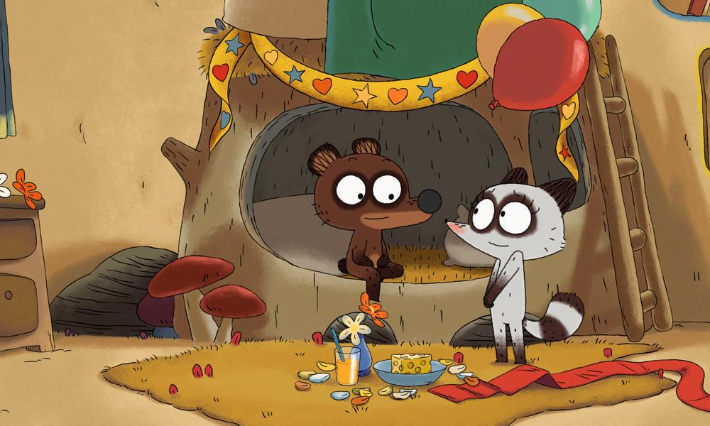 """""""Little Bear"""" di Dandelooo si prepara alla seconda stagione"""