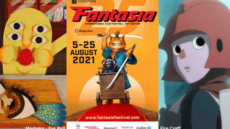 Il Fantasia Film Fest rivela la lista delle animazioni in finale per la 25a edizione