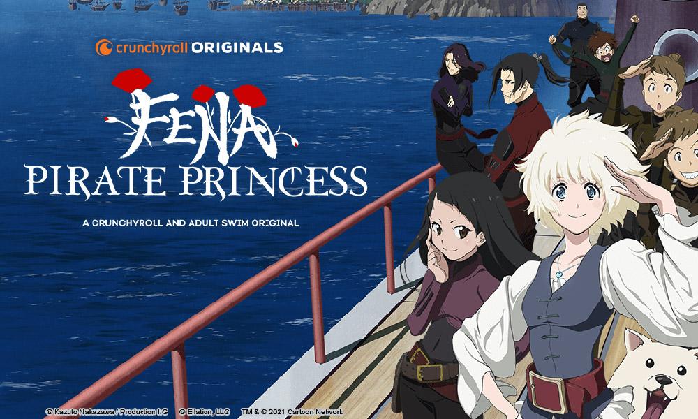 Trailer: 'Fena: Pirate Princess' sugli schermi mondiali dal 14 agosto