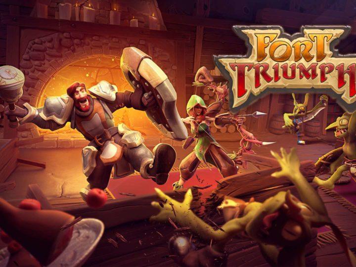 Gioco fantasy tattico a turni Fort Triumph disponibile dal 13 agosto