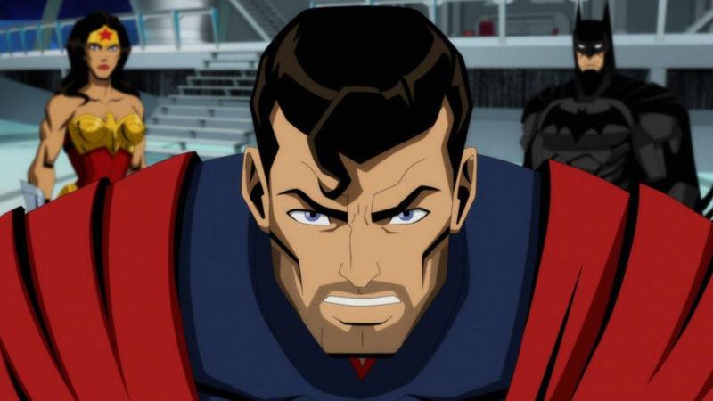 """""""Injustice: Gods Among Us"""" di DC riceverà un trattamento animato questo autunno"""