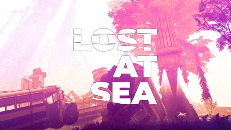 Il videogioco per adulti Lost at Sea (Disperso in mare)