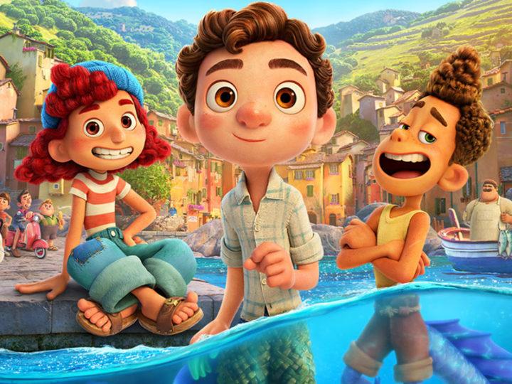 """""""Luca"""" della Pixar pronto a fare un tuffo nell'home video"""