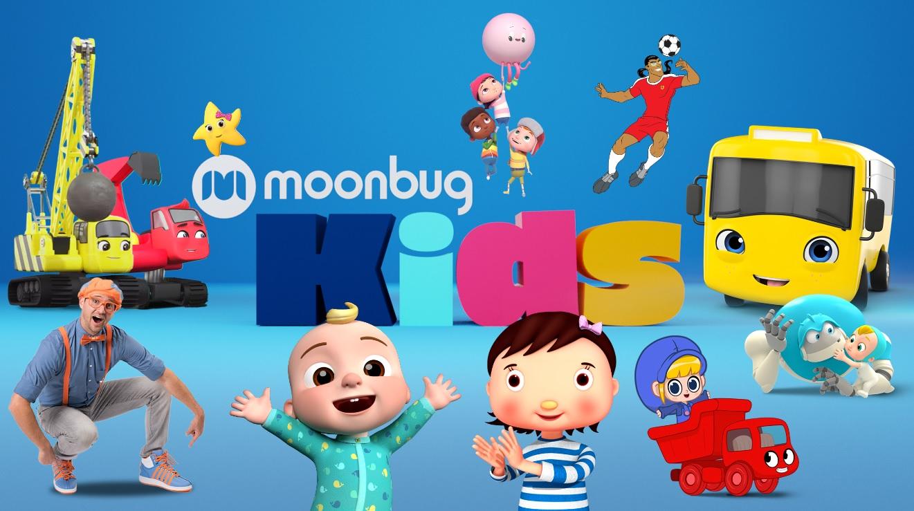 """Moonbug Entertainment collabora con Mediaset per creare il canale dedicato ai bambini """"Moonbug Kids"""""""
