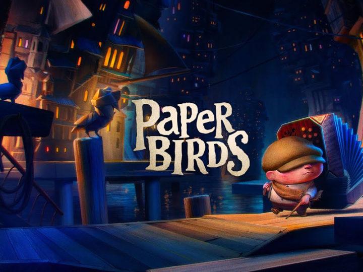 """Trailer: il racconto VR in due parti di """"Paper Birds"""" arriva su Oculus l'8 luglio"""