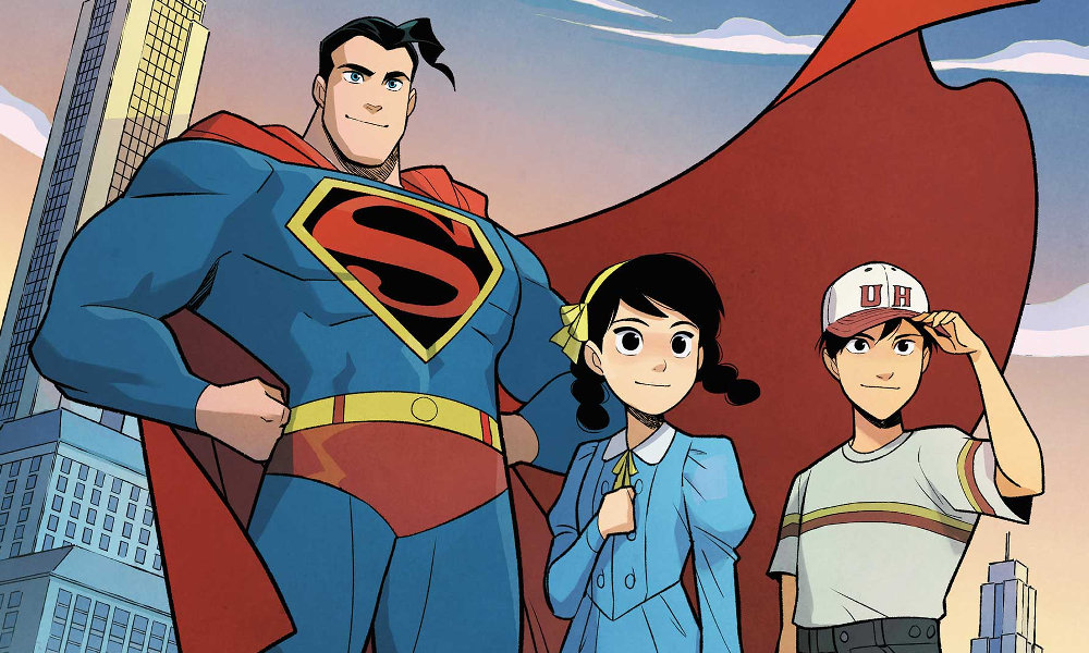 Gene Luen Yang ottiene una tripla vittoria agli Eisner Awards