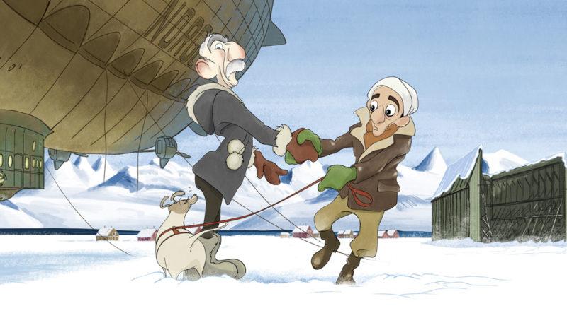 """Teaser: Plucky Pup si imbarca in un'avventura animata in """"Titina"""""""