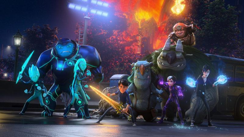 Guarda il trailer di 'Trollhunters: L'ascesa dei Titani' di Guillermo del Toro