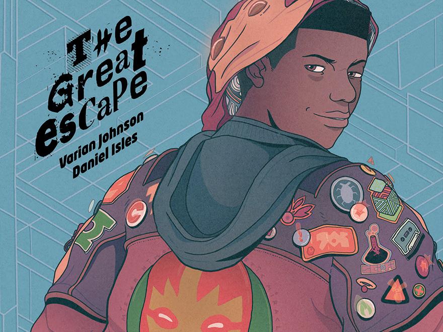 """Mister Miracle: The Great Escap"" la graphic novel DC di Varian Johnson e Daniel Isles"