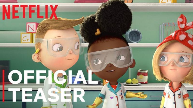 """Il Trailer ufficiale di  """"Ada la Scienziata"""" dal 28 settembre su Netflix"""