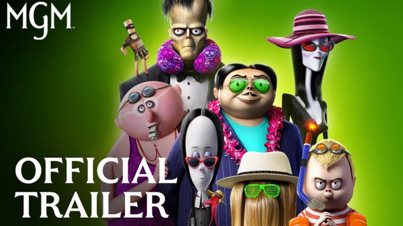 """Trailer: """"La famiglia Addams 2"""" nei teatri di Haunts il 1 ottobre"""