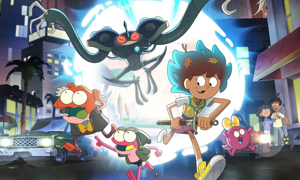 """""""Amphibia"""" la terza stagione su Disney Channel"""