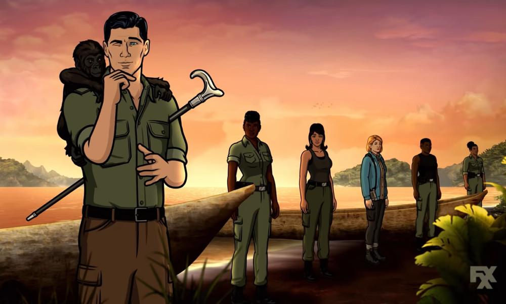 """Trailer della nuova serie di """"Archer"""" stagione 12"""