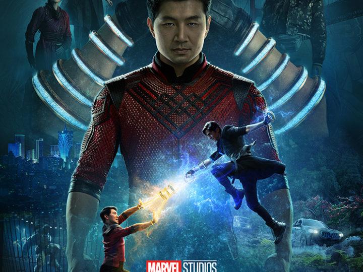 Il nuovo poster del film Marvel Studios Shang-chi e la leggenda dei dieci anelli