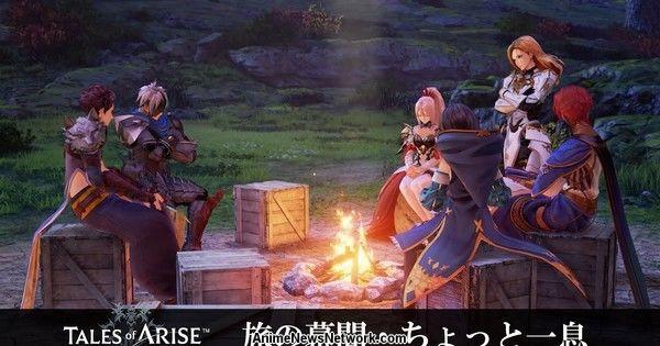 """Anteprima del trailer del videogioco anime """"Tales of Arise"""""""